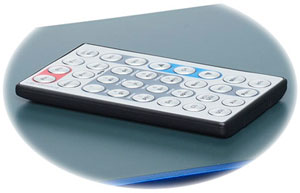 Remote Control (This is a spare part it is included with new Brennan)